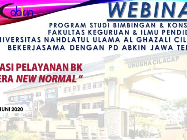 Strategi Bimbingan Konseling di Era New Normal