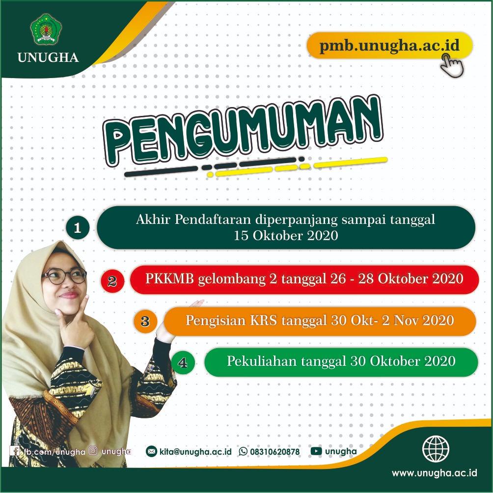 PKKMB 2020 Tahap #2